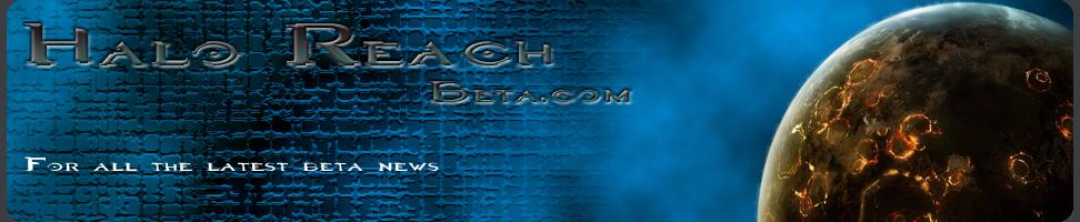 Halo Reach Forum - Index page