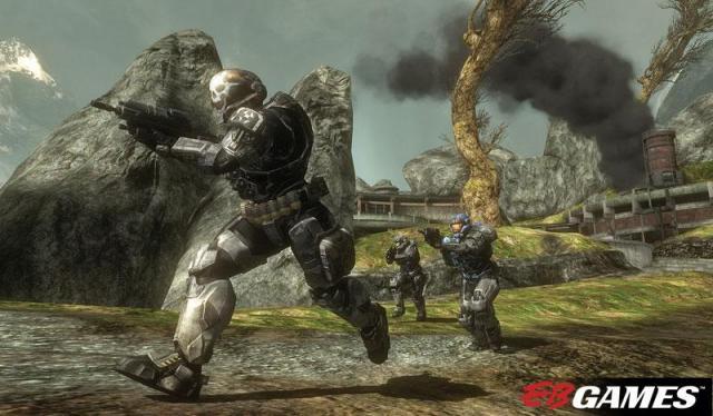 Halo Reach Screenshot GI1
