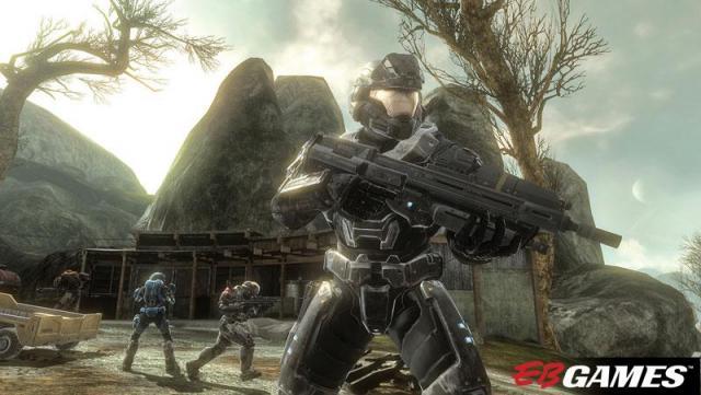 Halo Reach Screenshot EB2