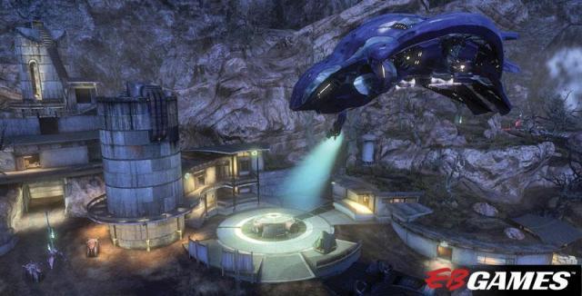 Halo Reach Screenshot EB5