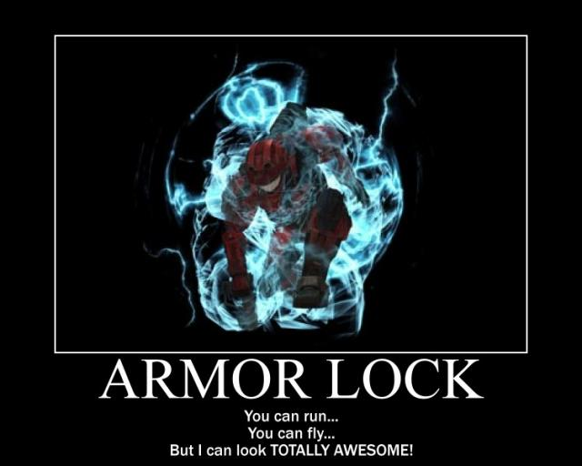 Armor Lock Awesome