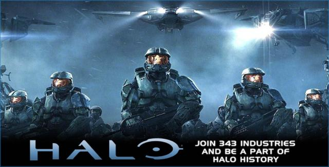 halo job listings